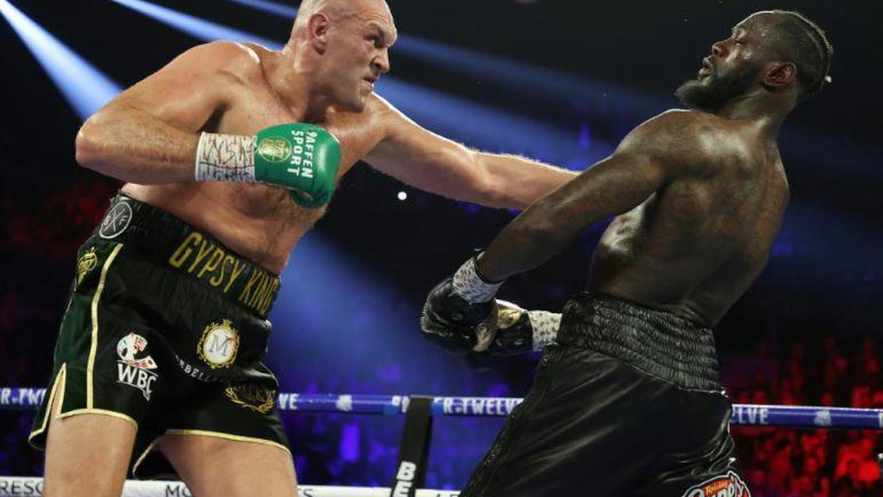 Boxing News: Deontay Wilder Vows 'To End The Career' Of Tyson Fury In Trilogy Fight - Opera News