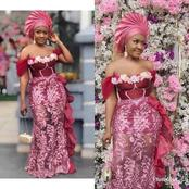 30 Beautiful And Classic Asoebi Styles You Can Wear To An Important Ceremony