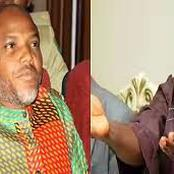 Uwazuruike To South East Govs: Take Over ESN From Nnamdi Kanu