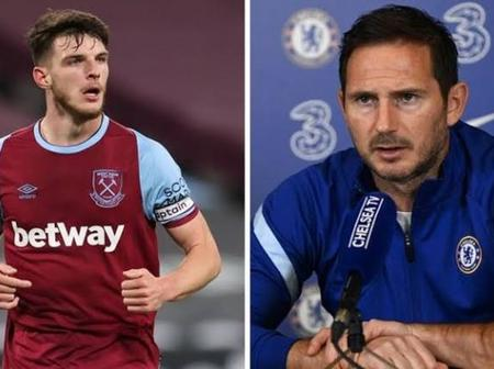 Chelsea Boss Frank Lampard Clashes With Board Over The Signing Of West Ham United Star