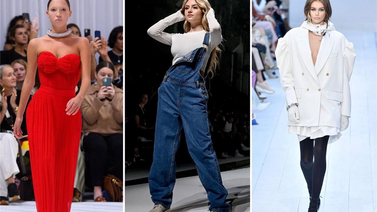 Die Ära der Supermodel-Töchter beginnt