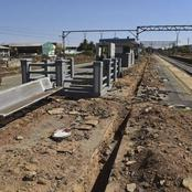 Deteriorating railway infrastructure might get Fikile Mbalula in trouble after cancellation of guard
