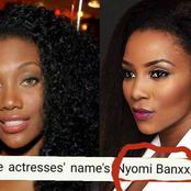 Remember When Genevieve Was Accused Of Acting An 'Adult' Movie? See The Real Actress In The Movie