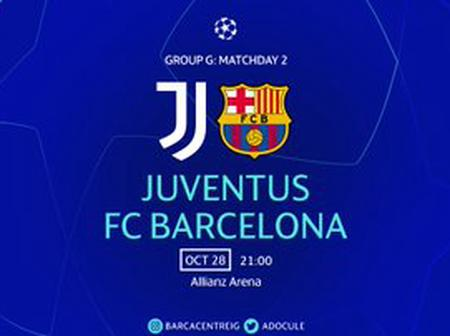 How will Juventus play against Barcelona without Ronaldo?  Here is what you should know.