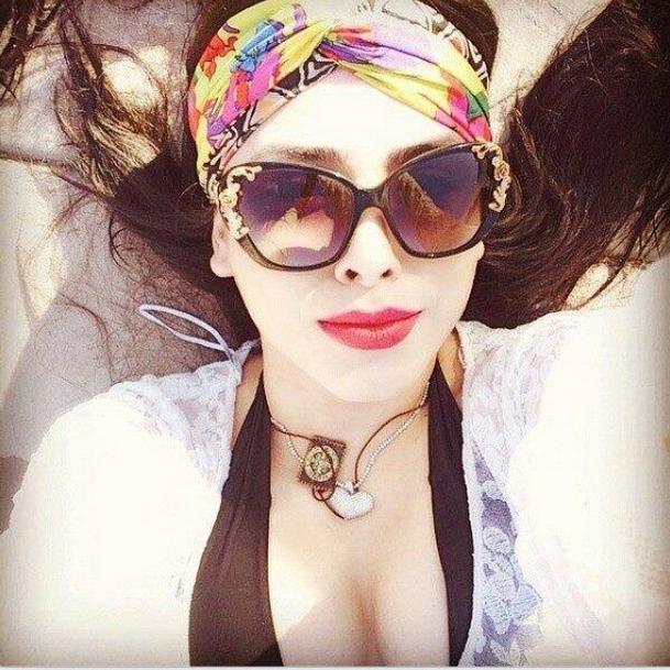 The World Most Beautiful But Dangerous Woman - Claudia Felix