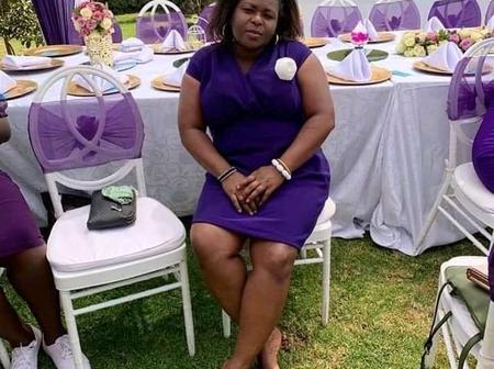 RIP, Wamucii Wa Kinyari And Her Hubby Wachira Are Mourning