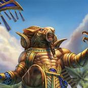Khnum- The Ancient Egyptian God Who Is Believed To Have Created All Life On Earth, Including Humans