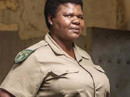 Legendary 'LOCKDOWN' Actress, Lindiwe Ndlovu Dies Peacefully In Her Sleep After short illness.