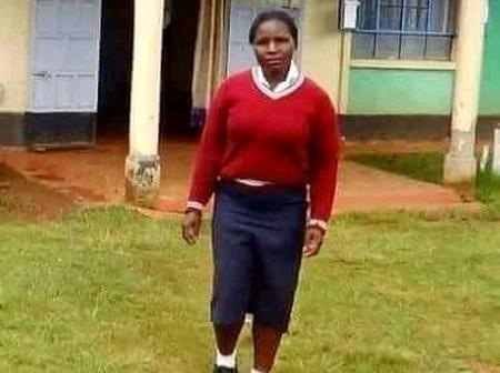 Meet Helen Achieng 48-Year-Old Mother Of Five Who Dropped Out Of School 18 Years Ago Sits Her KCSE