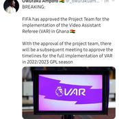 Is This What We Really Need For Our Football At This Time? Ghanaians React To This Post.