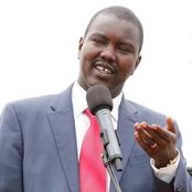 Mixed Reactions as Governor Mandago Reveals Individuals He Will Not Hand Over