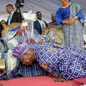Obasanjo Is 84 Today, See His Pictures Bowing Before Kings And Other Influential People