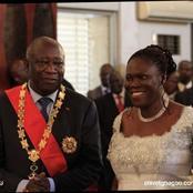 Simone demande à Gbagbo de « prendre sa part dans le combat » après avoir reçu ses passeports