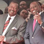 Why Ruto-Mudavadi Is The Only Presidency That Will Help Kenya Reduce Her Public Debt