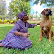 I Am Replacing My Love For Humans With A New Found Love For A Dog Says Ugandan Woman