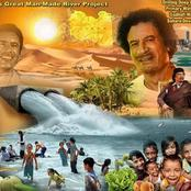 Africa's Biggest Man-made River In Libya That Gaddafi Built (photos)
