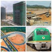 Photos Of 5 Ongoing Projects in Nigeria