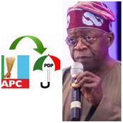 Today's Headlines: Another Prominent APC Member Joins PDP, Tinubu Speaks On 2023 Campaign Rice