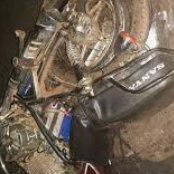 Koumassi: violent accident d'un motard lors d'une parade de motos pour accompagner les mariés