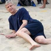 20 Plus Throwback Photos Of Arsene Wenger As He Recently Celebrated His 71st Birthday