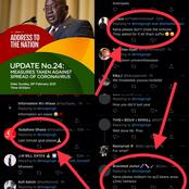 'Another Lockdown'. Ghanaians Massively Express Concerns As The President Addresses The Nation Today