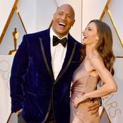 Marriage Goals, Lauren Hashien With The Rock Having Romantic Moments