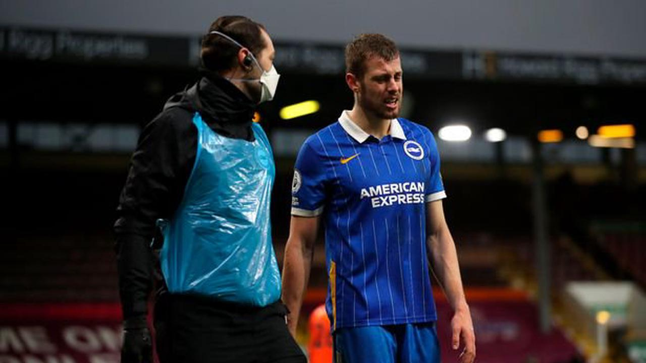 Brighton still without Adam Webster and Pascal Gross for Leicester City clash