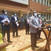 Popular Former Nyeri Town Mayor is Dead, Governor Kahiga Confirms