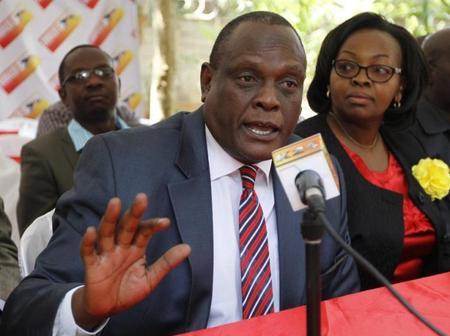 Murathe Addresses Claims That President Uhuru Kenyatta Is Using Him To Intimidate DP William Ruto