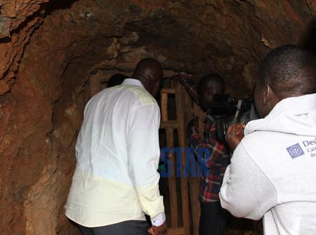 Two Killed In Abimbo In Siaya County After A Goldmine Collapses