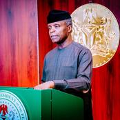 We know about think-tank, what we need now are do-tank - Osinbajo tells NIPSS