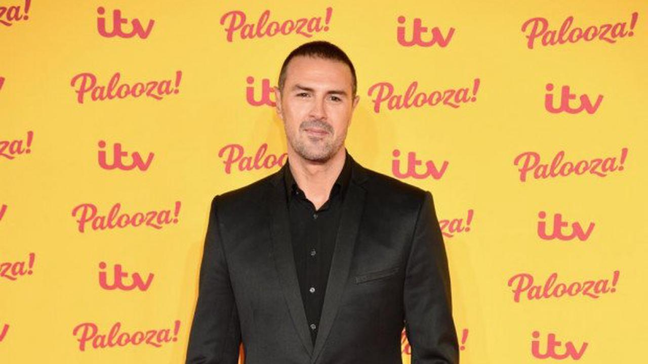 Paddy McGuinness wants hair transplant