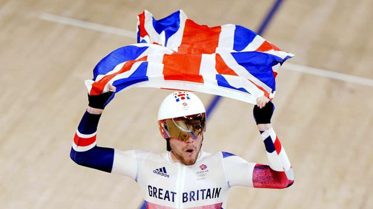 Matt Walls delivers day 13 highlight with omnium gold – GB medallists in Tokyo
