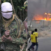 Today's Headlines: Panic In Ebonyi As Unknown Gunmen Attack Again; We Are Not For Oduduwa - OPC Faction