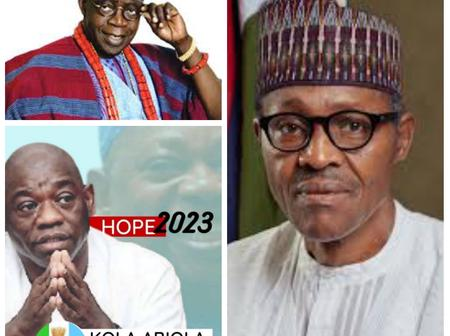 Opinion: Why Moshood Abiola's Son Will Defeat Tinubu In The APC Presidential Primary Election In 2022