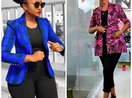 See Pictures Of Anita Akua Akuffo Which Shows She Has A Good Taste For Fashion