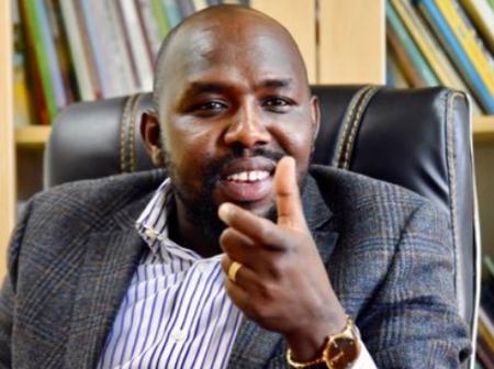 Kipchumba Murkomen Takes On Uhuru Kenyatta