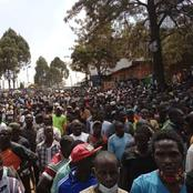 ODM Brigade Brings Kibera to a Standstill Despite Raila's Absence