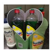 Did you know you can turn 1 bottle of sunlight liquid into 2 full bottles of sunlight liquid heres how