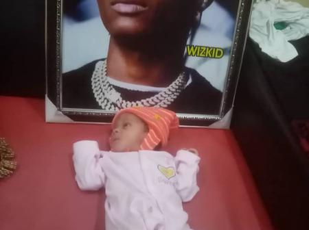 I Dedicated My Baby To Wizkid When He Was Born - Twitter User Says