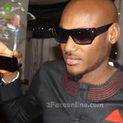 See Cute Pictures of Tuface Idibia in Black Outfits