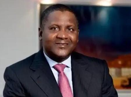 How Dangote Lost $1.4 Billion In 2021 Alone