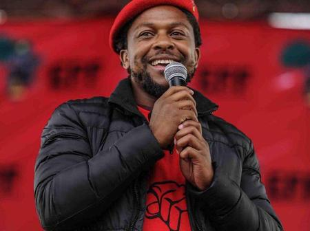 EFF says Dr. Mbuyiseni Ndlozi was targeted for defamation in rape accusations