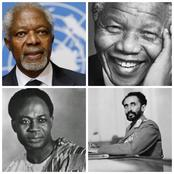Top 6 Greatest Leaders Of Africa.