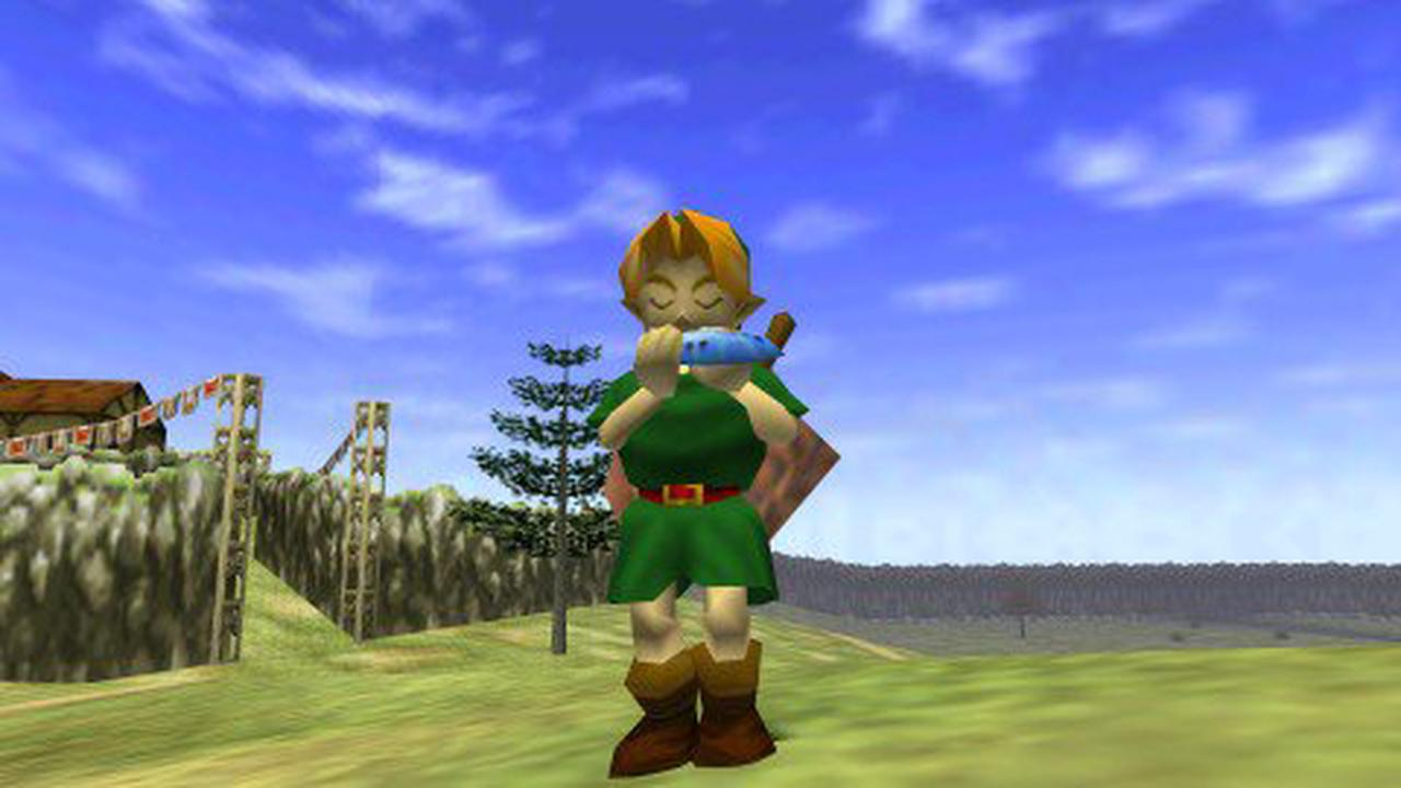 Nintendo Switch Online N64 games are another retro rip-off