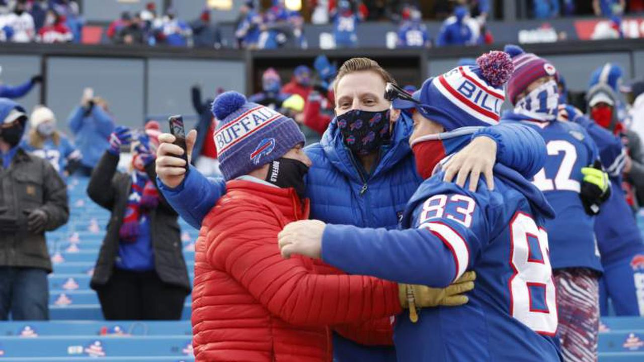 Bills Rave About Bills Mafia During Playoff Win Over Colts: 'You Could Feel It in the Air'