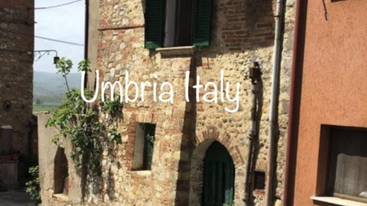 Fixer Upper Stone House For Sale in Umbria Italy $36K USD
