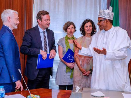 Nigerians React To 21 Billion Naira Gift From EU Commission