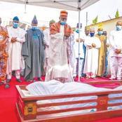 Emir Of Kagara Is Dead, After Few Days When The Kagara Boys Were Abducted.