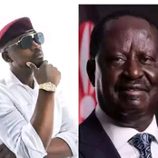 What Jamaican Singer Busy Signal Responded To Raila's Morning Tweet